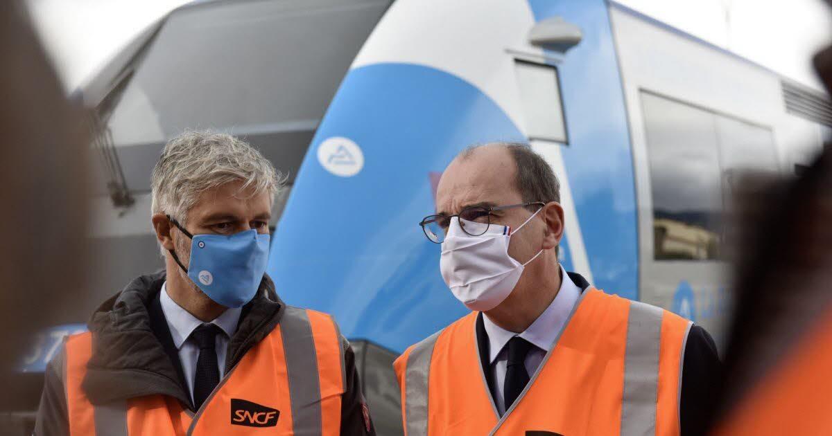 Lyon.  Prime Minister Jean Castex is visiting Lyon this Saturday