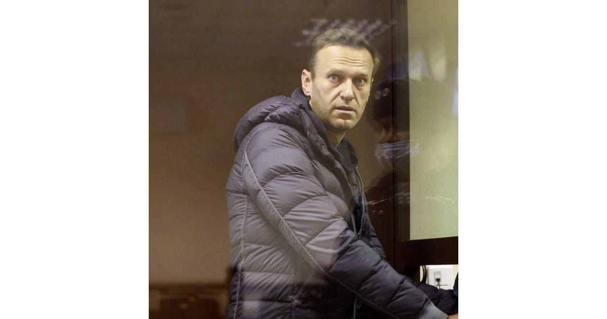 """Politics.  The ECHR orders Russia to release Navalny """"immediately"""""""