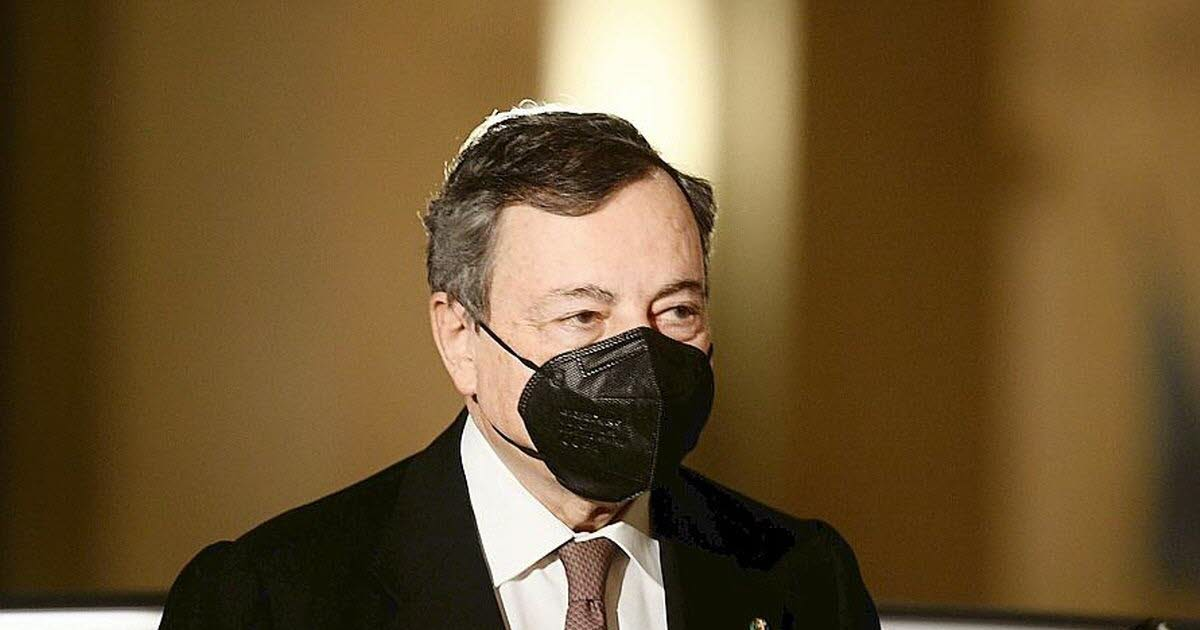 Mario Draghi becomes Prime Minister