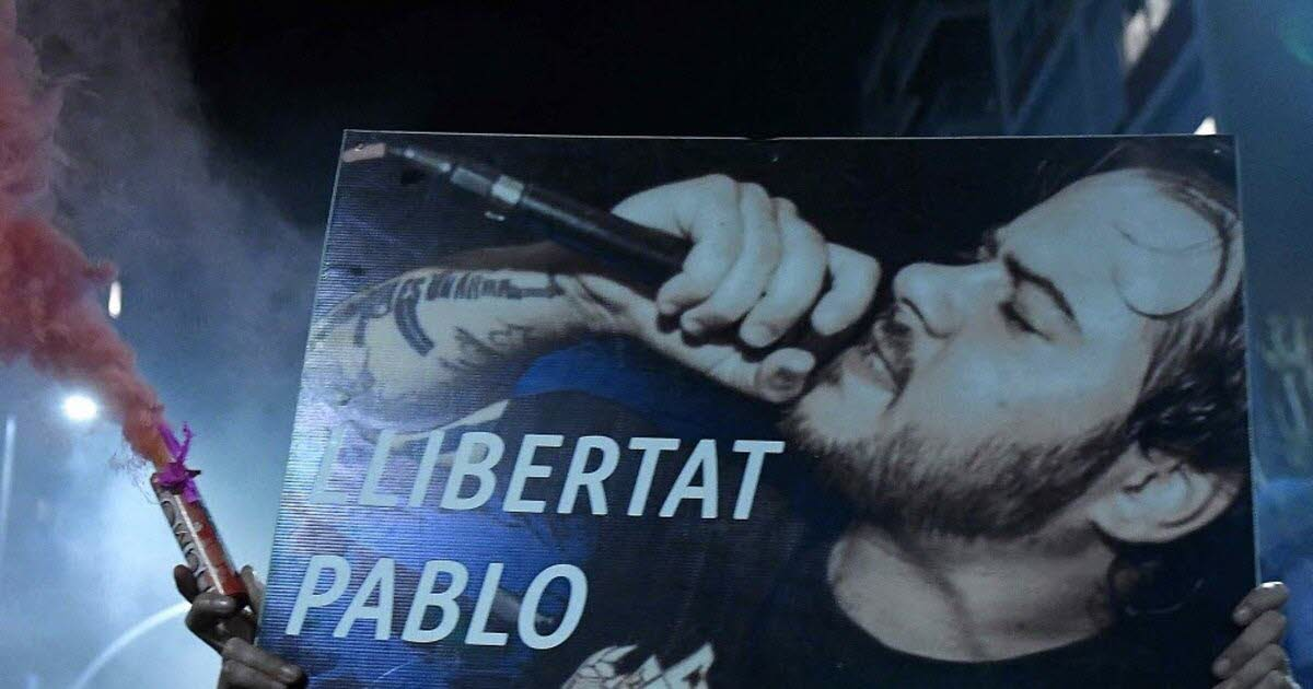 Spain.  The rapper, the king and democracy