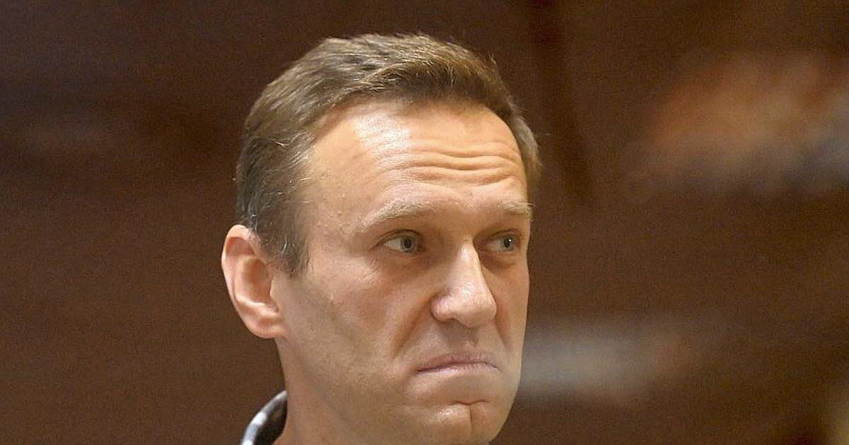 Russia.  Forced Labor Camp for Almost Three Years?  The Russian opponent Navalny repaired this Saturday