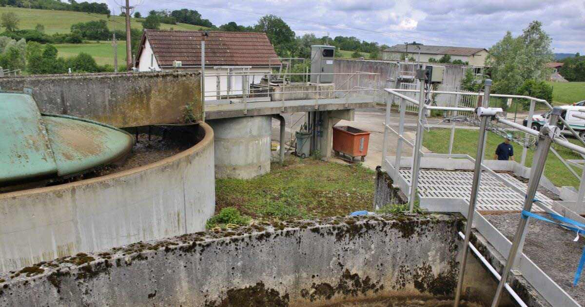 Lavigny.  The SIA is preparing the georeferencing of the wastewater network of three municipalities