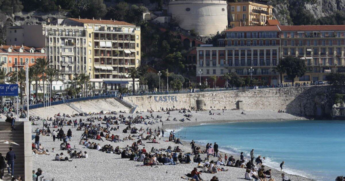 towards local containment on weekends in the Alpes-Maritimes according to Renaud Muselier