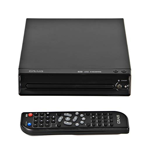 Top 10 Best Portable Dvd Player With Hdmi Outputs 2021