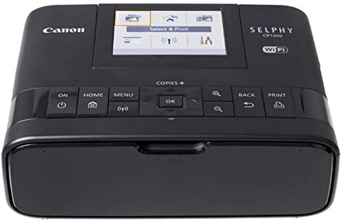 Top 10 Best Canon Portable Printer For Iphones 2021