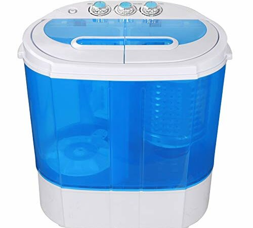 Top 10 Best Compact Portable Washers 2021