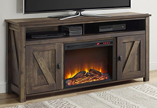 Top 10 Best Altra Furniture Fireplaces 2021