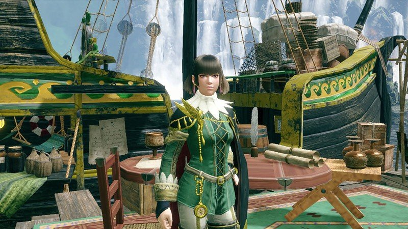 Monster Hunter Rise: How to upgrade the Argosy, trade, and get more Submarine slots