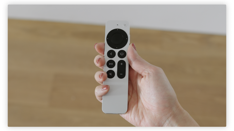 You can't use that new Siri Remote to play some Apple TV games