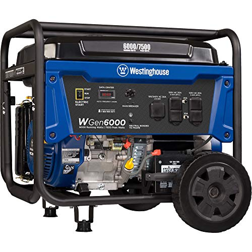 Top 10 Best Westinghouse Generators 2021