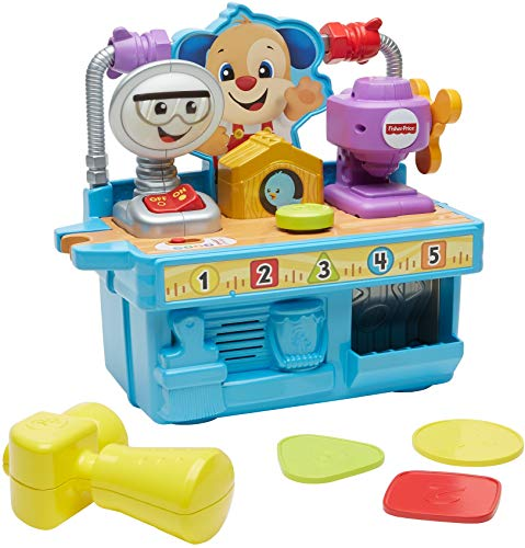 Top 10 Best Fisher-price Toys For 1-year Olds 2021