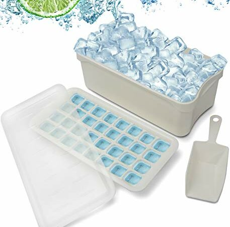Top 10 Best Ibarbqtm Ice Cube Trays Minis 2021