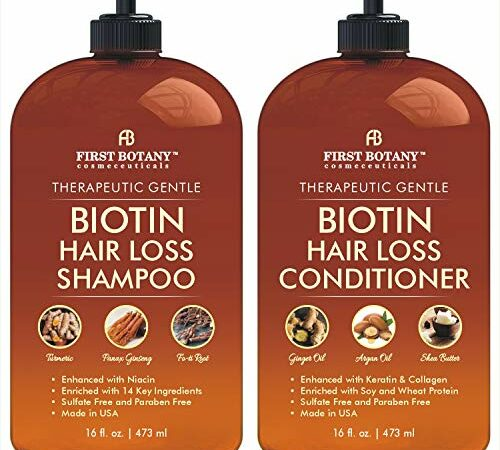 Top 10 Best Shampoo And Conditioner For Hair Growths 2021