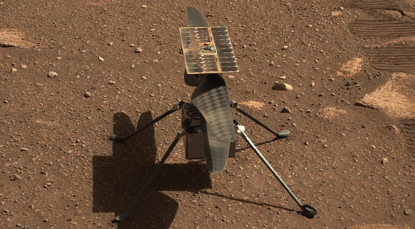 Ingenuity Mars Helicopter Completes Ninth and Toughest Flight