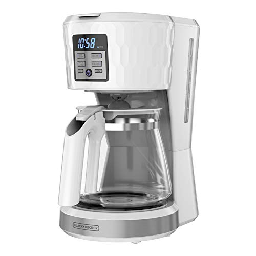 Top 10 Best Coffee Maker Whites 2021
