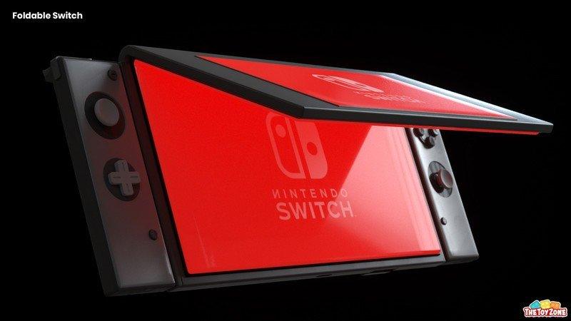 Fans have created a series of mock-ups for the rumored Nintendo Switch Pro