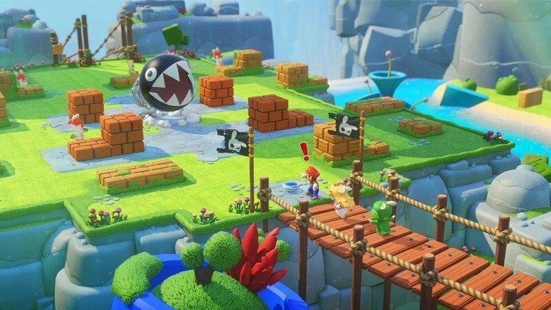 Mario + Rabbids Kingdom Battle for Nintendo Switch review: An unexpected combo