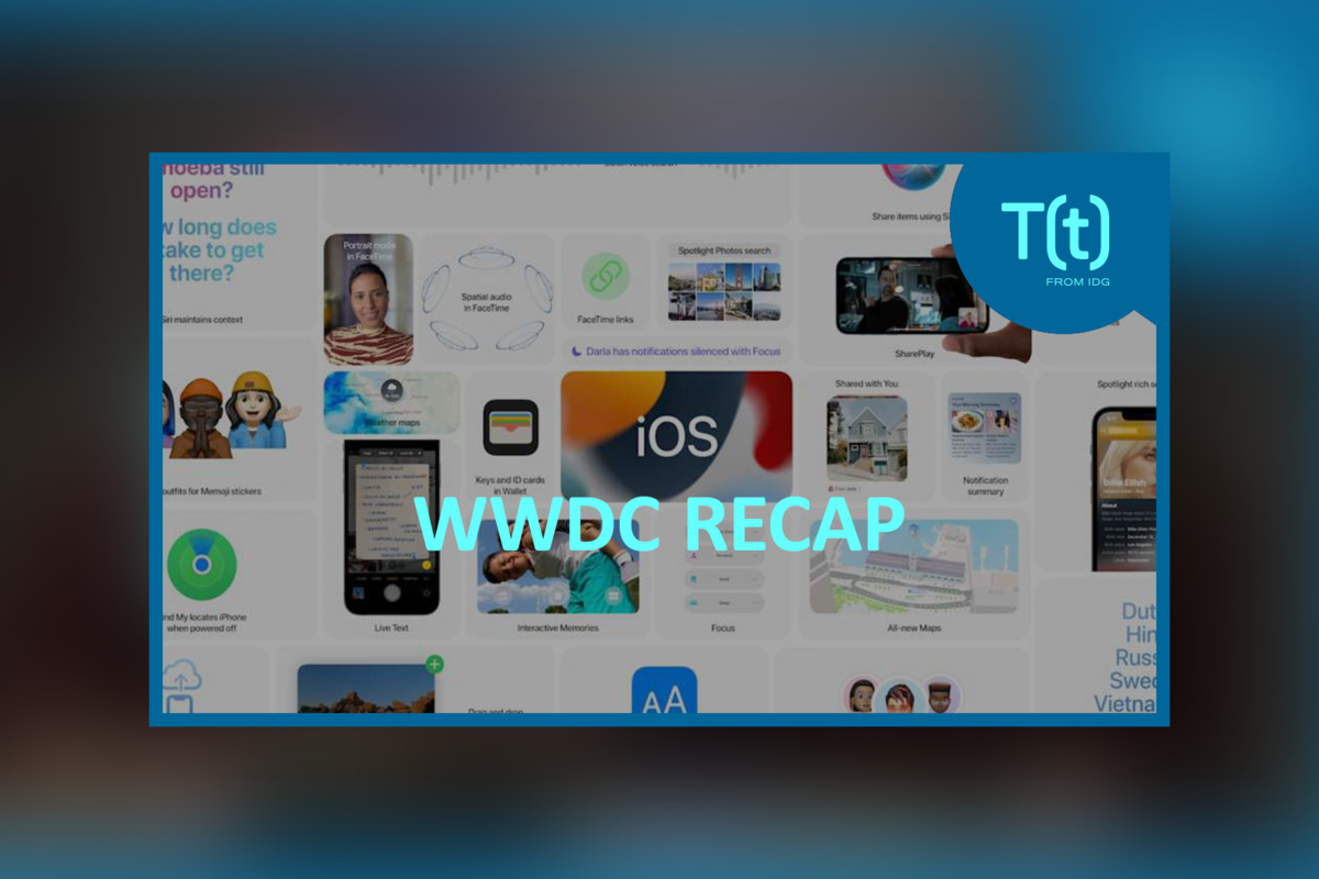 Podcast: WWDC 2021 recap: iPadOS overview, enterprise improvements and unnannounced iOS 15 features