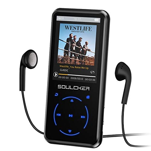 Top 10 Best Mp3 Player With Fm Recorders 2021