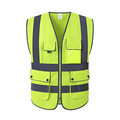 Top 10 Best Safety Vests With Pockets 2021